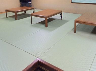 京都府京都生協様食品加工工場の休憩室