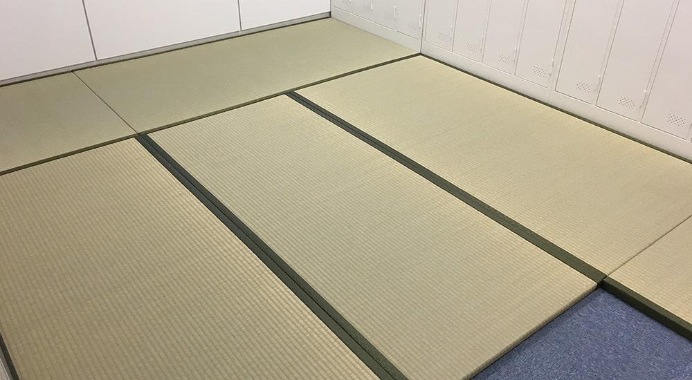 オフィスで役立つ「特殊畳」