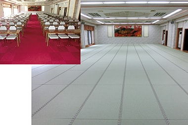 京都市 ホテル然林房様