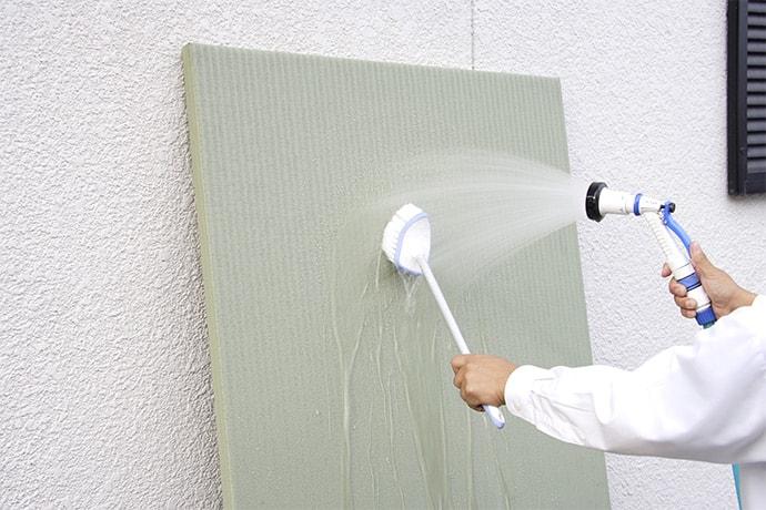 クッション性&丸洗いOK~防水ソフト畳「やわらぎ」〜